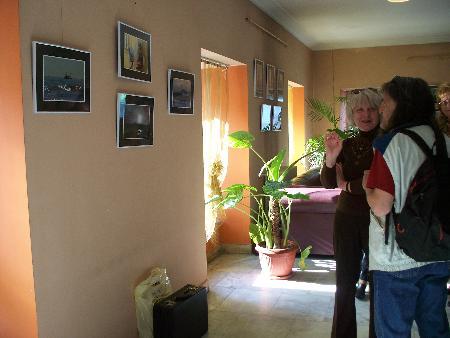 Expoziţie foto la Cafe Boema