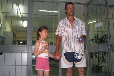 Copilul alaturi de tatal sau