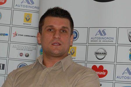 Mihai Tritean este dezamăgit de locul ocupat la finalul sezonului