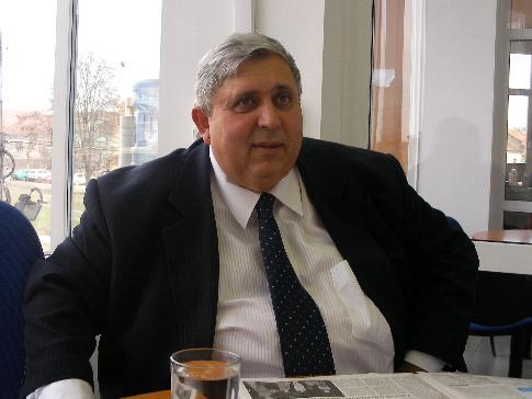 Kiss Alexandru, Vicepreşedintele Consiliului Judeţean