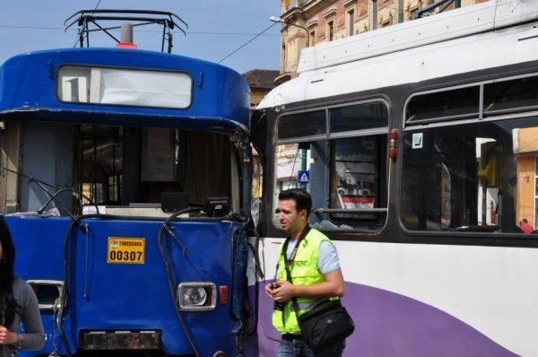 Accident la Timisoara
