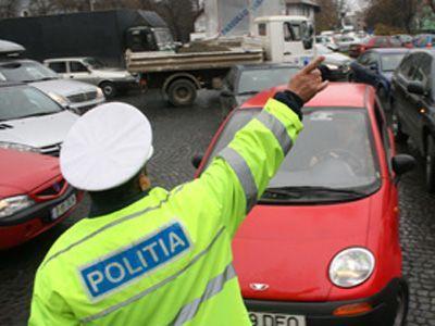 Asfaltarea duce la restricţii de trafic