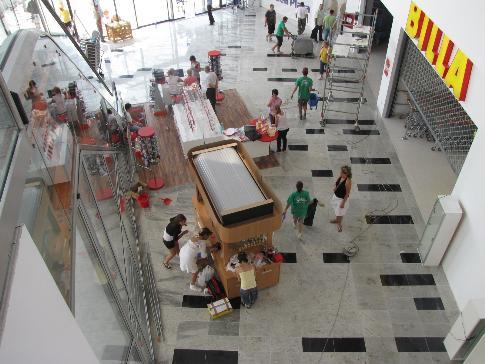 Billa va deschide un supermarket în Oradea Plaza