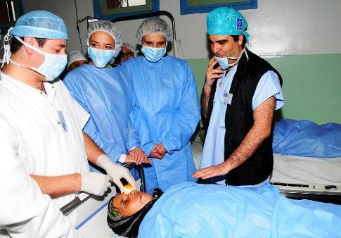 Bolnavii vor fi îngrijiţi de asistenţi fără rezidenţiat