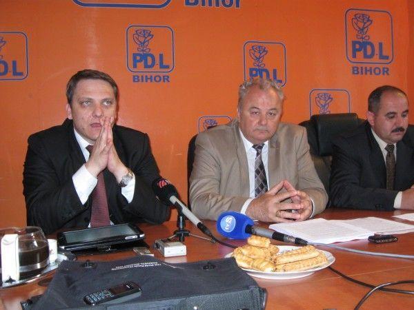 Dan Lazar, alături de Stefan Seremi
