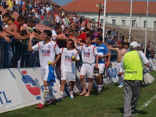 Bucuria suporterilor FC Bihor transformata in tristete de decizia FRF