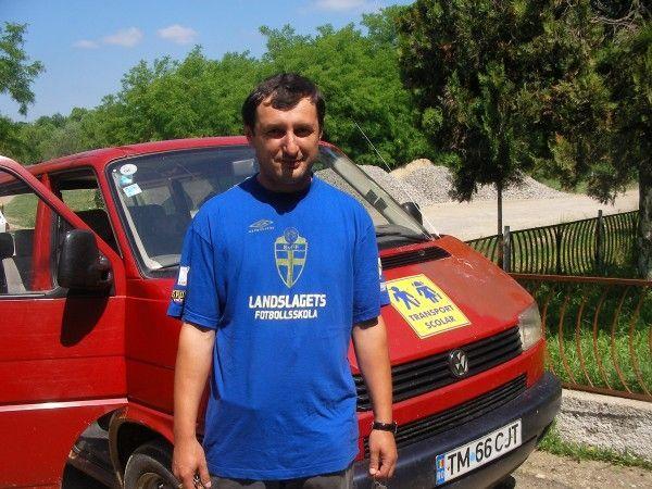 Dorel Casian Ursu, viceprimar comuna Bara