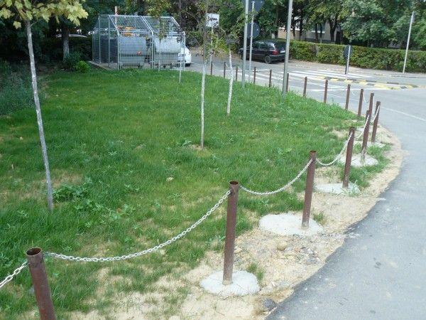 Noi spatii verzi la Oradea