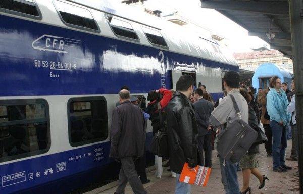 Modificari in circulatia trenurilor pe directia Buzias