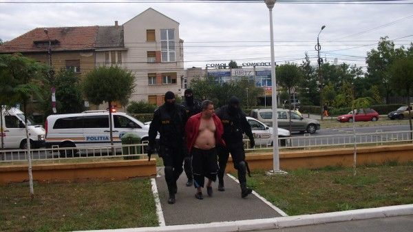 Politistii au retinut un barbat acuzat de inselatorie