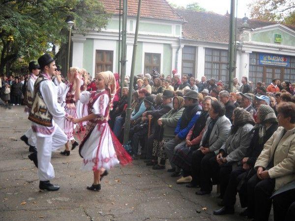 Muzica populara a adus primii stropi de ploaie la Buzias