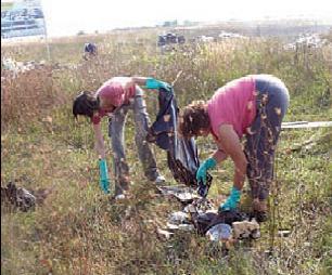 Girocenii vor o localitate curata