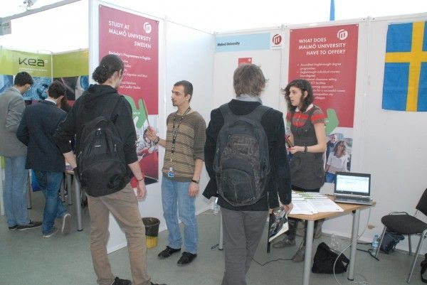 Romanian International University Fair (RIUF)