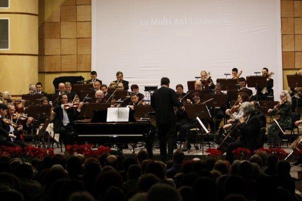 Doua piane si 1001 de nopti la finalul Timisoarei Muzicale