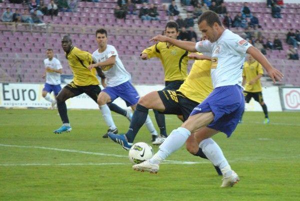 Dorin Goga se antreneaza cu fosta sa echipa, Universitatea Cluj