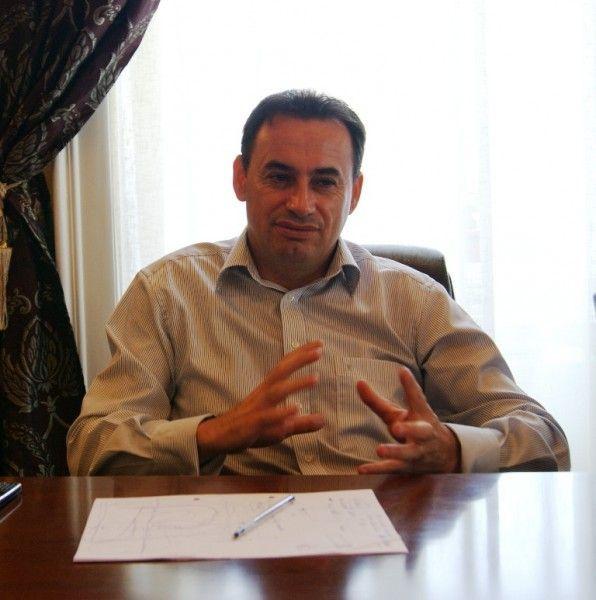 Gheorghe Falcă Foto : JA