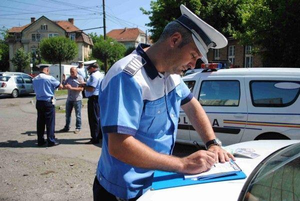 Peste o mie de amenzi si 60 de permise suspendate soferilor teribilisti din Timis