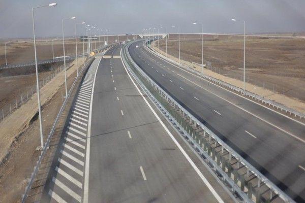 Primul lot din autostrada Timisoara-Lugoj, deschis circulatiei