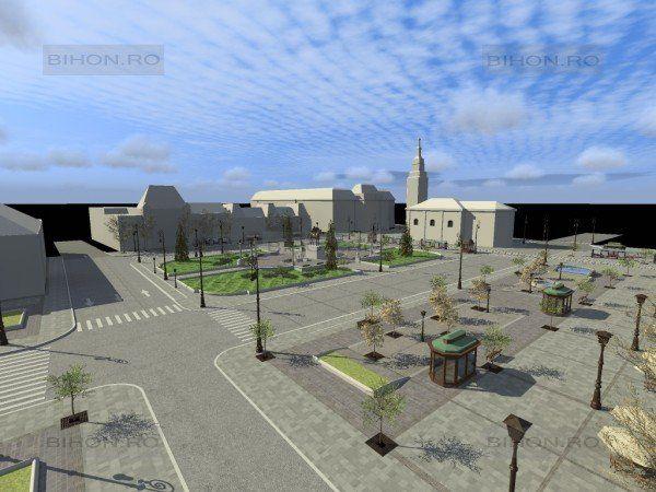 Propunerea arhitectului Emodi Tamas