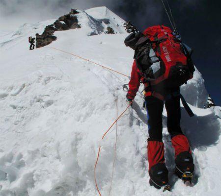 3 alpinisti