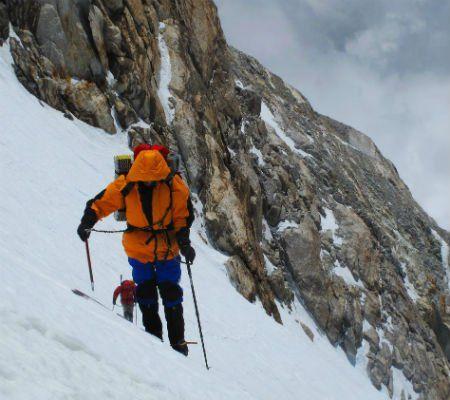 4 alpinisti