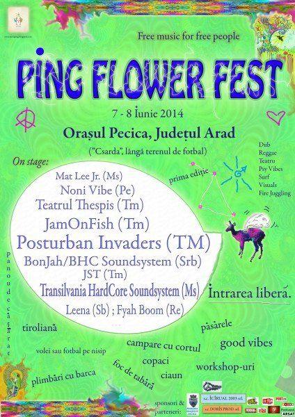 afis ping flower fest