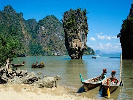 TION: Golful Phang Nga
