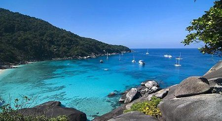 TION: Insula Similan