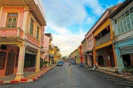 TION: Orasul Vechi Phuket