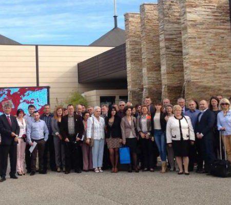 CCIA delegatie