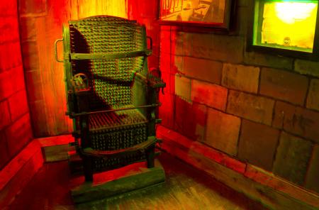 muzeul torturii