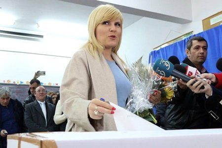 TION: Elena Udrea