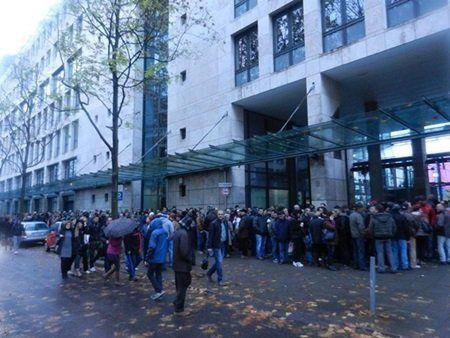 Vot la Stuttgart
