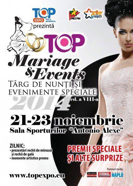 top-mariage-toamna-2014