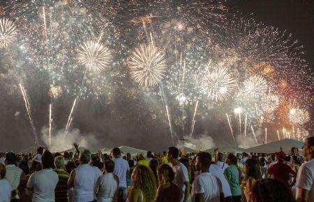 BRAZIL-NEW YEAR