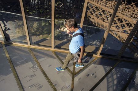 FRANCE-EIFFEL-TOWER