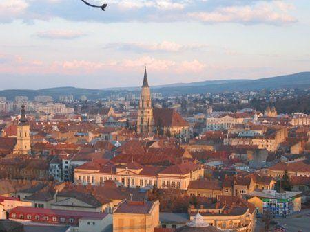 Topul celor mai scumpe orase din Romania - Cluj-Napoca