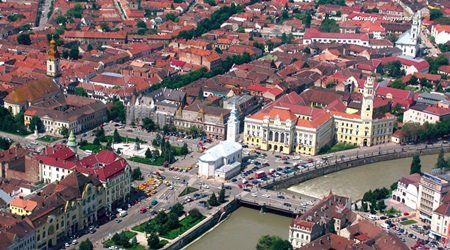 Topul celor mai scumpe orase din Romania - Oradea