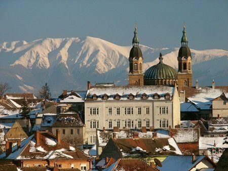 Topul celor mai scumpe orase din Romania - Sibiu