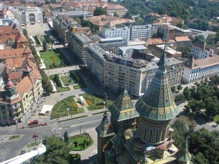 Topul celor mai scumpe orase din Romania - Timisoara