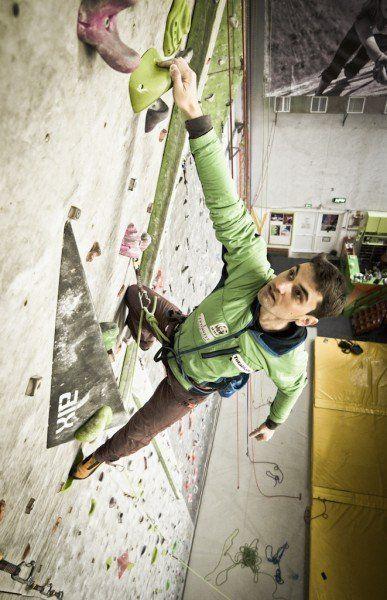 Alex Găvan s-a antrenat în sală - Foto: George Stroie