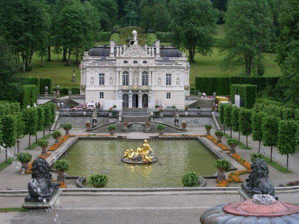 Linderhof-Castle-Bavaria