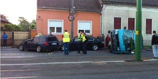 accident Aradul Nou duminica 24