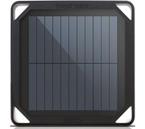 Bateria de rezervă ce se încarcă la soare (foto: amazon.co.uk)
