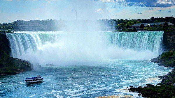 Cascada Niagara (Foto: wallallies.com)