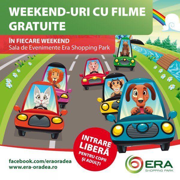 Weekend-uri cu filme gratuite