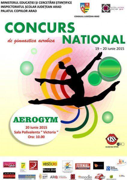 concurs aerobic