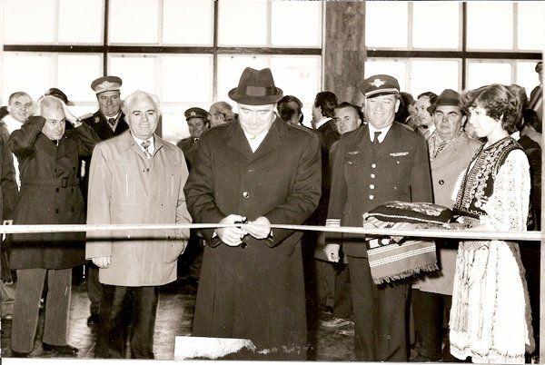 Foto: Inaugurarea Aerogarii din Timisoara